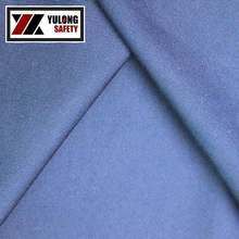 100% Cotton Permanent Fire Retardant Denim Fabric