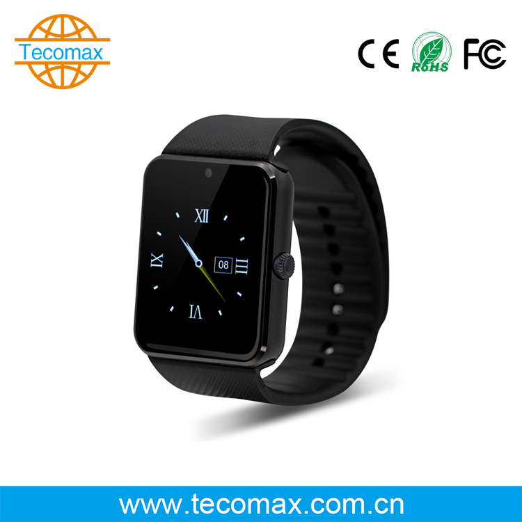 Unisex cool style phone smart watch pedometer cheap unlocked watch cell phones