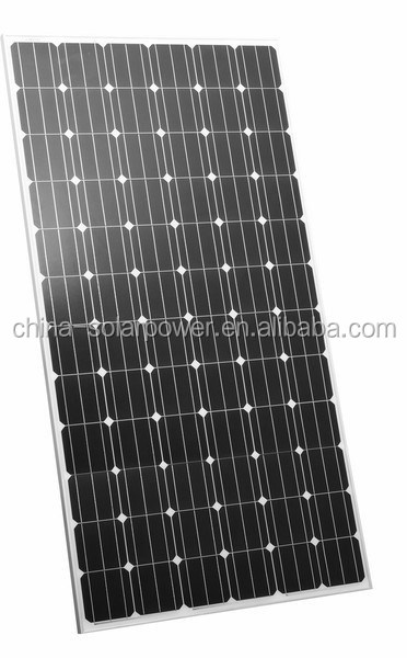 high quality A grade cell 300w monocyrstalline solar energy cell module