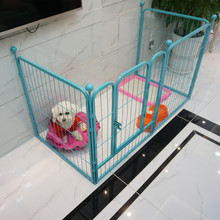 outdoor folding mobile metal wire dog run pet playpen with door