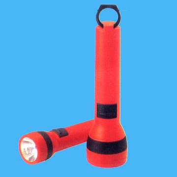 ENERGY Brand Plastic Flashlight