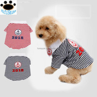 Wholesale simply xxx small Bow plaid puppy dog clothes apparel