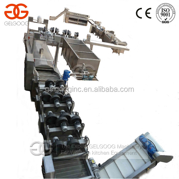 cassava chips processing machine /cassava chips production machine