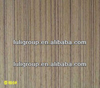 Thailand Teak Faced Plywood with Large Discount ON SALE