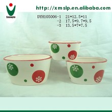 Competitive price ceramic flower pot people manufacturers in china