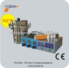 Manual Portable powder coating gun