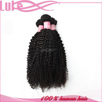 Thick Ends Unprocessed Natural Color Virgin Sensational Peruvian Hair Weaving