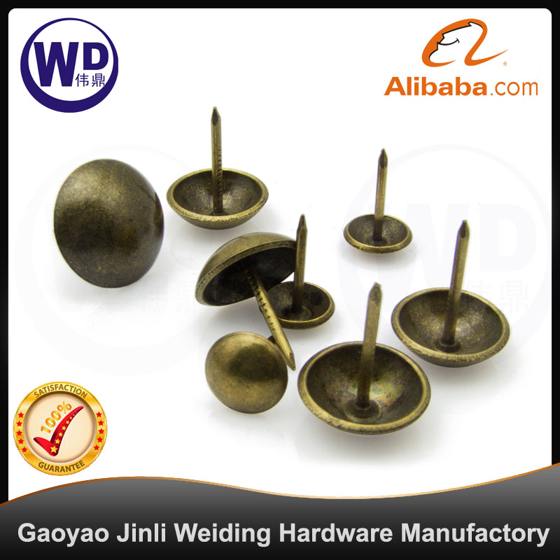 Decorative Metal Sofa Nail Bronze Decoration Nail