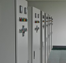 SANYU injection moulding machine control panel electric motor control panel sliding gate control panel