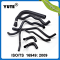 YUTE made auto part epdm radiator rubber hose pipe for water with iso/ts16949