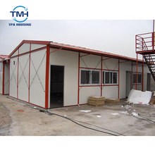 Excellent Quality Customized Small Two Story Prefab House Prefabricated Houses