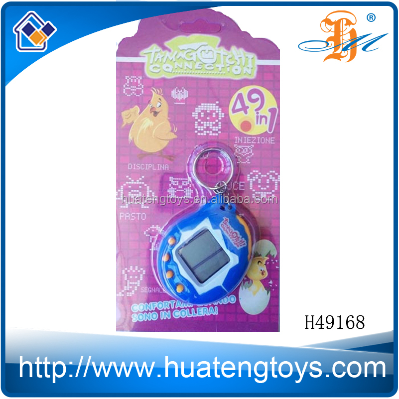 Tamagotchi handheld virtual pet game