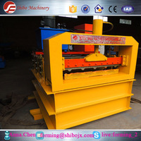 Bending forming machine folding sheet metal machine Arch roof shed roll forming machine