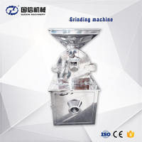China manufacture whole sale grinder for cocoa powder making machine
