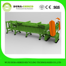 Special designed turnkey e waste recycling machine for sale