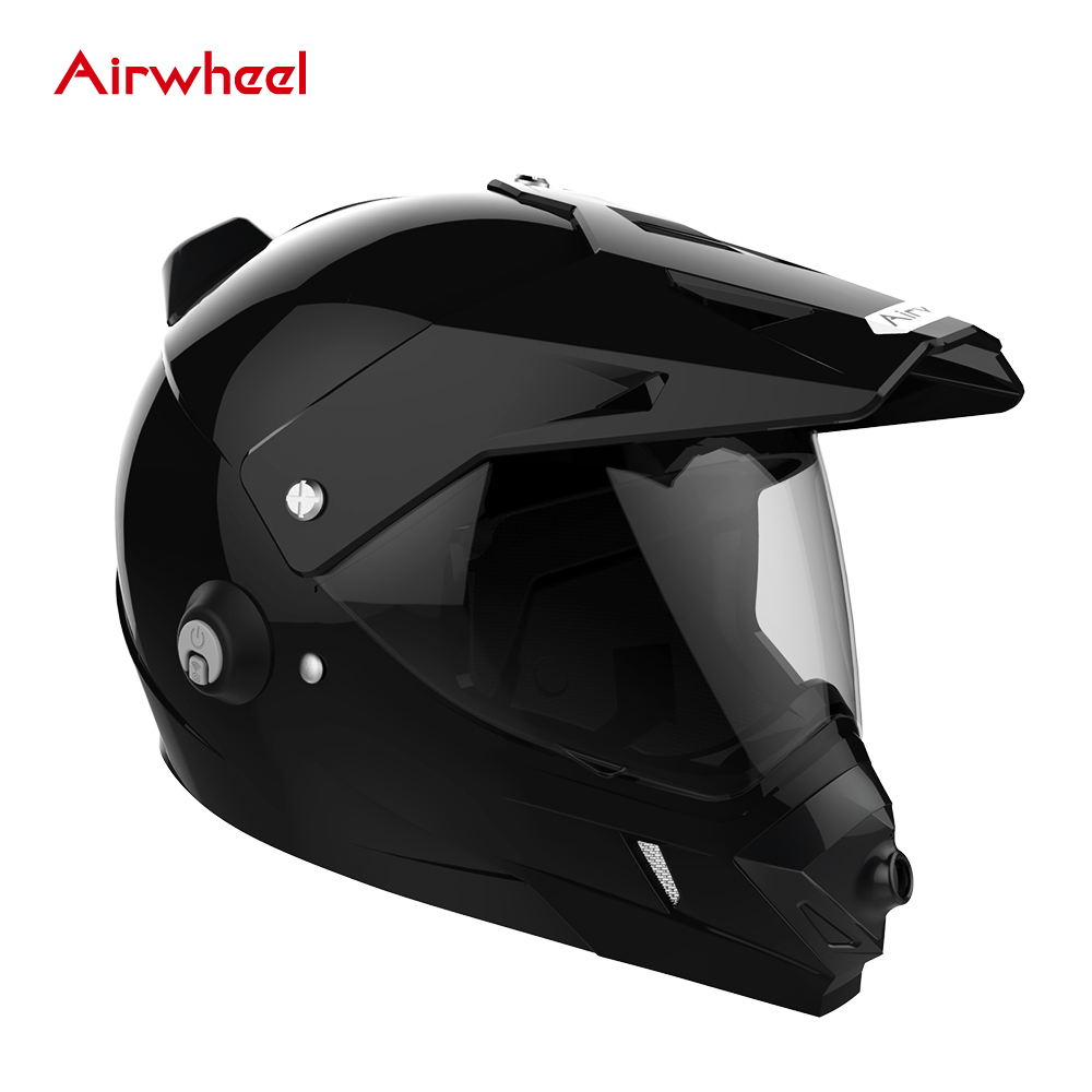 2017 New Product ATV Motorcycle Racing Helmet with Built in Camera