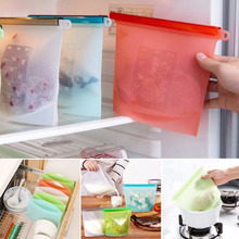 High Quality Eco-friendly Reusable Silicone Food Vacuum Storage Bags/Freshness Protection Package