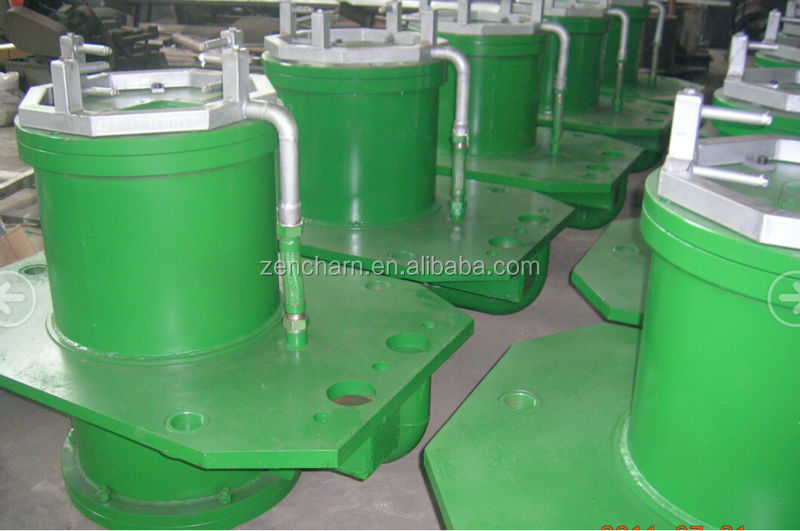 casting mould /CCM water cooling jacket / water cooling jacket
