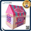 Good peputation factory price pink princess kids tent play house play tent