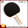 China Goods Wholesale One Piece Pimples Rubber Table Tennis Bat
