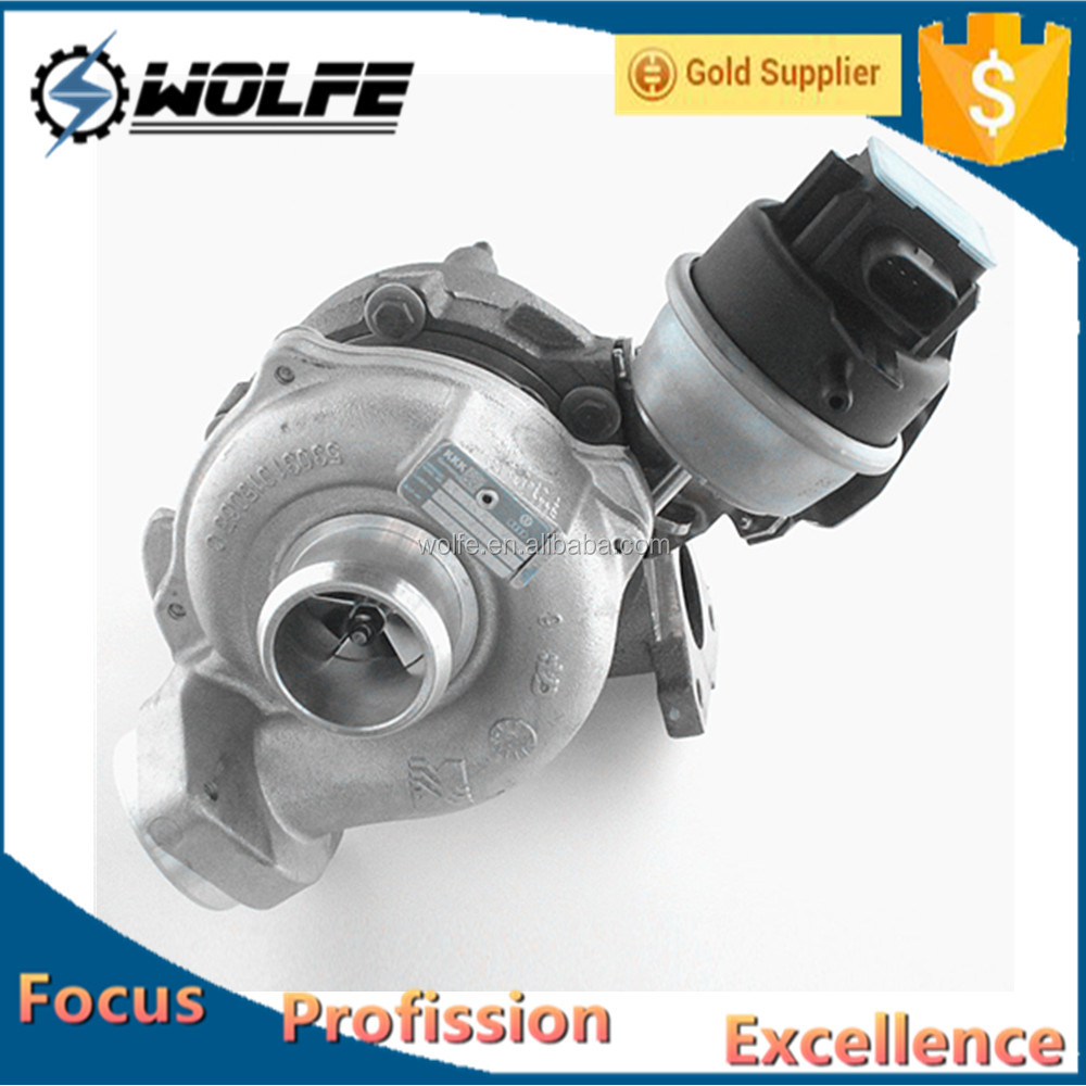 auto turbo charger parts BV43 53039880189 turbocharger 03L145702M for Audi A4 2.0 TDI 03L145701A engine