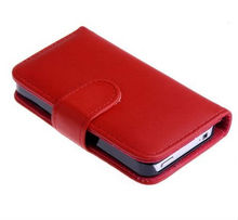 Leather Case for i phone 4s