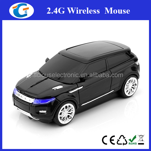 cool gadget suv car model wireless optical mouse