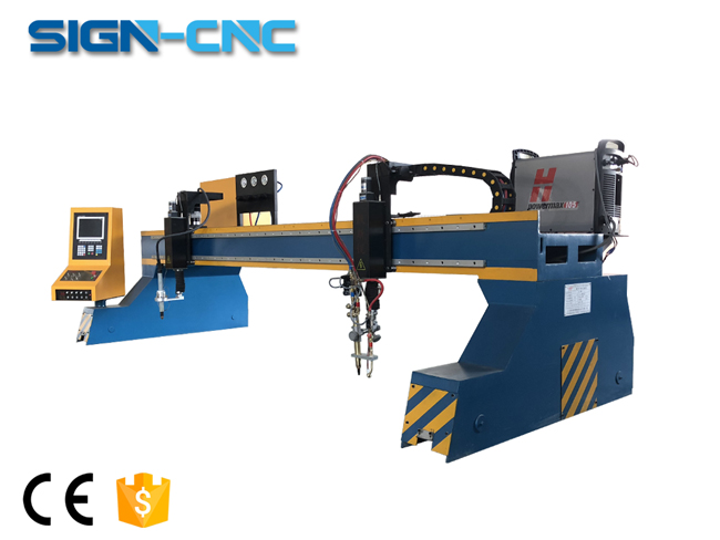 SIGN-1325 / 1530 Plasma Cutting Machine for cutting metal materials