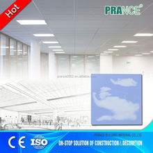 recyclable Fire performance acrylic ceiling tile