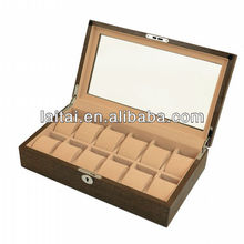 2013 New solid wood watch box 12W-JC