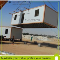 20 feet living container price and dimensions