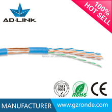 Best price high speed FTP SCCA cat5e 305m lan cable