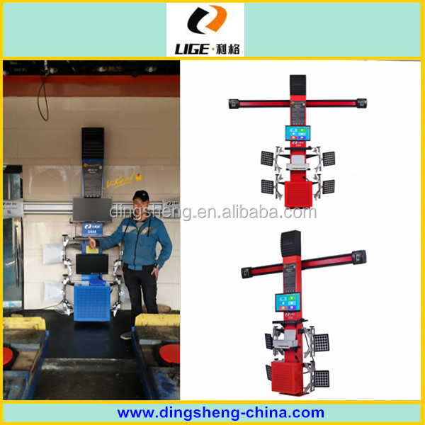 Tools used for mechanical workshop car wheel alignment machine DS6