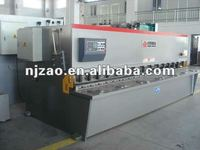Guillotine shearing machine supplier from China