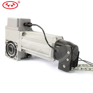 Automatic gate kit industrial sectional door opener