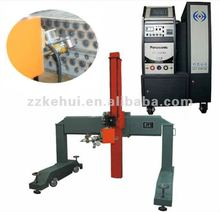 Red Longmen type 3D adjustment automatic tig dc pulse tube to sheet arc welding 400a inverter machine