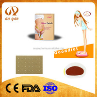 weight loss product orange slim patch