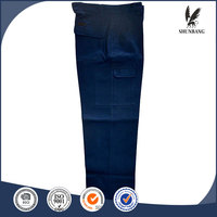 Mens heavy cotton cargo pants work pants work trousers