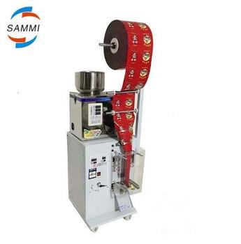 2019 high accuracy CE certification tea bag packing machine for small business