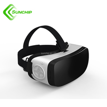 Hot sale standalone all in one vr headset rockchip rk3288 2k display virtual reality 3d glasses