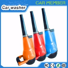 CAR MEMBER Three functions in one hand car washing machine with drying and foam