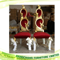 Outdoor & Indoor King Queen chairs Discount Sell JC-K57