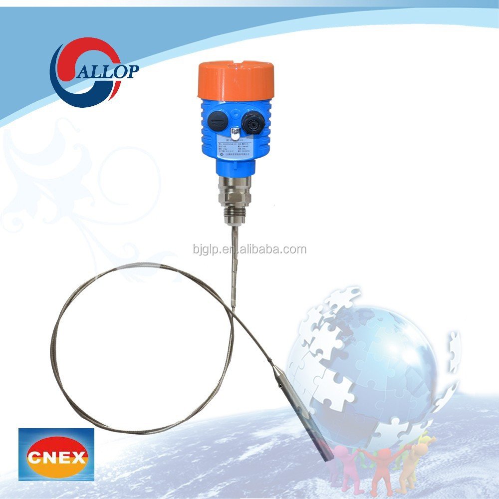 low price guided wave radar displacer level transmitter