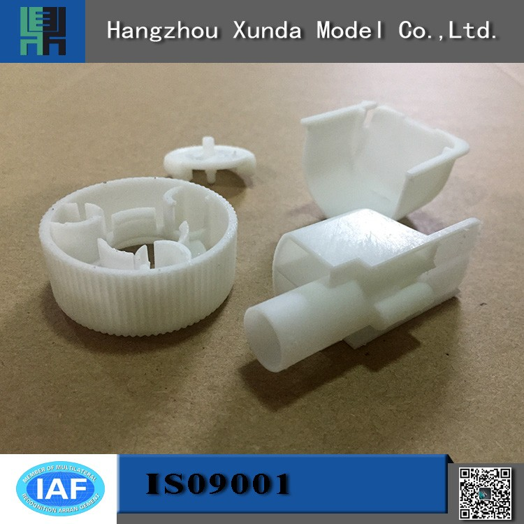 SLA resin process rapid prototyping