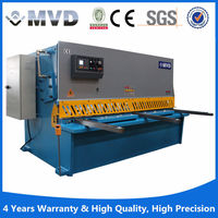 metal hydraulic shearing machine/ms sheet cutting machine