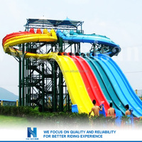 Hot sell New arrvail water slide installation wholesale