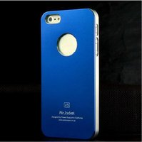Protective air jacket case for iphone5,air jacket A5 case with logo hole