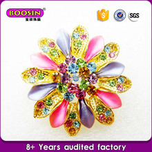 Women Christmas flower fashion jewerly brooches