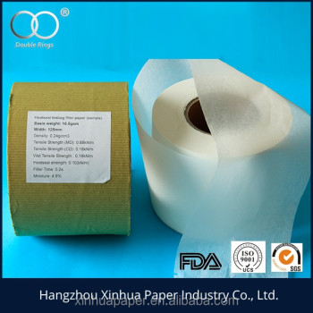 Factory directly provide filter paper for tea bag