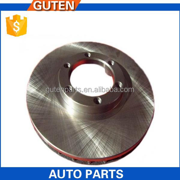 Taizhou GutenTop car brake disc OEM 43512-26040